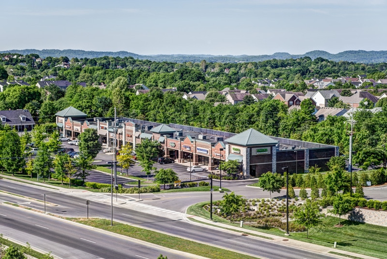 Mallory Commons Aerial